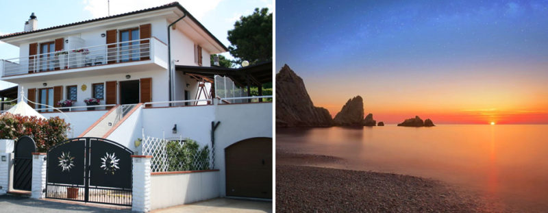 Bed and breakfast Numana Marcelli